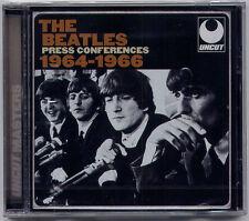 UNCUT The Beatles Press Conferences 1964-1966 21-track CD