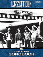 LED ZEPPELIN COMPLETE - JIMMY PAGE GUITAR SONG BOOK