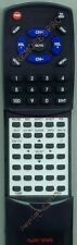 Replacement Remote for HITACHI 55HDT51, 42HDX61