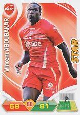 ABOUBAKAR # CAMEROON VALENCIENNES.FC TRADING CARDS ADRENALYN PANINI FOOT 2013