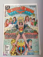 WONDER WOMAN #1 DC COMICS FEBRUARY 1987 NEAR MINT