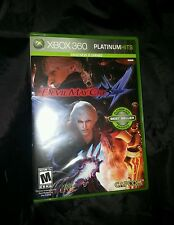Devil May Cry 4  [Platinum Hits] (Xbox 360, 2008)