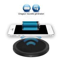 Chargeur sans fil induction Qi pour Apple iphone 8 8+ + plus X 10 cable