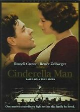 Cinderella Man 0025192211928 With Russell Crowe DVD Region 1