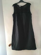 Pre-Owned Monsoon Linen Dress Taille 10