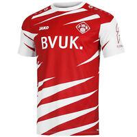 JAKO Würzburger Kickers Heimtrikot Home Trikot 2020/2021 rot/weiß WK4220H