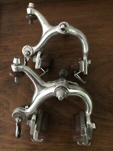 Vintage Road Bicycle Parts. SUNTOUR SUPERBE Caliper brake set. MINT
