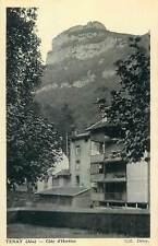 cpa France tenay ain cote hortiaz mountain peak forest city village