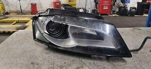 Audi a3 8p 2010 Xenon headlight 8p0941004 BROKEN LENS