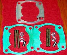 HONDA TRX250R, ATC250R ATC TRX 250R ENGINE CYLINDER BASE SPACER PLATE KIT 85-89