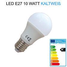 LED E27 10W kaltweiß 820lm Beleuchtung Leuchtmittel Glühlampe Glühbirne Lampe