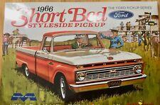 MOEBIUS 1233 1966 FORD F100 Short Bed Styleside Pickup TRUCK 1/25 McM Model King