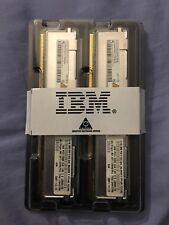 IBM 4GB (2x2gb modules) PC2-5300 CL5 1.8V SERVER RAM, ecc