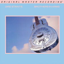 DIRE STRAITS - BROTHERS IN ARMS - HYBRID SACD