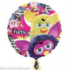 Furby-Ronda De 17 Pulgadas Globo de la hoja, libre p+p Ideal Para Niños Partes