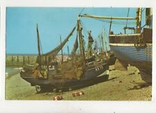 Fishing Fleet Hastings 1970 Postcard 274b
