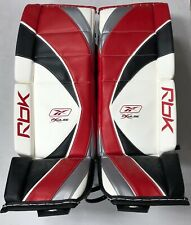 Reebok Hockey Goalie Leg Pads for sale | eBay