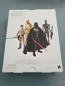 Star Wars Episode V The Empire Strikes Back 4 Pack Commemorative Collection