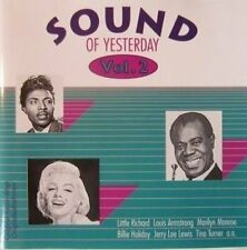Best of Yesterday 2 Marlene Dietrich, Jerry Lee Lewis, Rosemary Clooney, .. [CD]