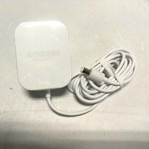 Amazon Echo Power Adapter 30W for Amazon Echo Devices, 18V Black or White