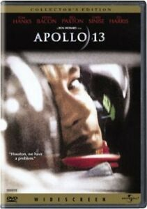 Genuine Factory Sealed Widescreen Apollo 13 Collector's Edition on DVD!