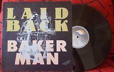 "Synth Pop LAID BACK ***Bakerman*** VERY SCARCE 1989 Spain 12"" Single ON ARIOLA"