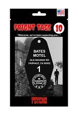 Psycho Fright Tags # 10 Key Tag - Bates Motel