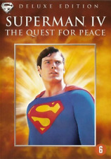Superman 4 - Quest for Space - Dutch Import  DVD NEUF