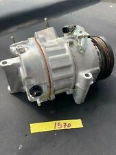 Ford A/C Compressor 6 Grv 12v OEM 1D629