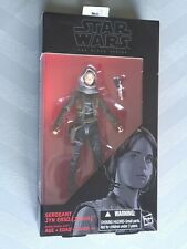 New Star Wars The Black Series Rogue One Sergeant Jyn Erso #22 - Action Figure