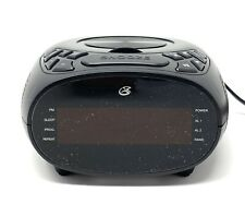 "Gpx Cd Clock Radio, Am/Fm, 1.2"" Display, Dual Alarm Used"