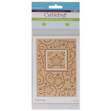 Cuttlebug Embossing Plus 5x7 *Perfect Perennials* NEW!!  2000256