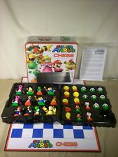 SUPER MARIO CHESS SET COLLECTORS EDITION