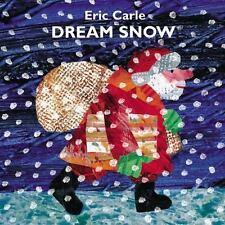 ERIC CARLE DREAM SNOW POP-UP ADVENT CALENDAR (Brand New Paperback Version)