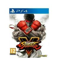 Videojuegos Street Fighter PAL