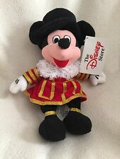 Disney Soft Toy Beanie -Mickey Mouse Beefeater