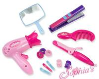"""14 Piece Hair Style and Accessory Set for 18"""" American Girl Dolls salon stylist"""