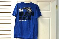"Adidas ""B"" Grade NBA Orlando Magic Basketball Blue/Black/Big Logo"