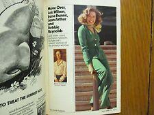 June 7, 1975 TV Guide(CLORIS LEACHMAN/KAREN GRASSLE/LITTLE HOUSE ON THE PRAIRIE)