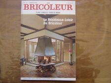 1970 LE BRICOLEUR plans conseils bricole et brocante SOMMAIRE EN PHOTO n° 65