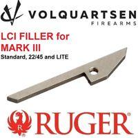 VOLQUARTSEN SS LCI Filler Ruger Mark 3 Loaded Chamber Indicator MK 22/45 LITE