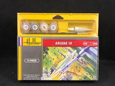 Heller Ariane Iv Rocket Space Transport 1:288 Scale Plastic Model Kit 49071 Nib