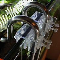 Aquarium Fisch Tank Wasserrohr Wasserschlauch Halterung Schlauchhalter