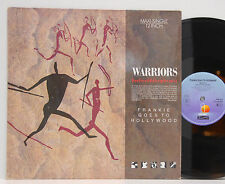 """Frankie Goes To Hollywood     Warriors      12""""   Maxi    NM  # A"""