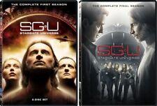 SGU STARGATE UNIVERSE COMPLETE SERIES New DVD Seasons 1 + 2