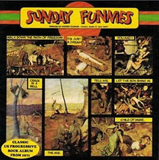 "Sunday Funnies (US PROG 1971): ""S/T"" (CD)"