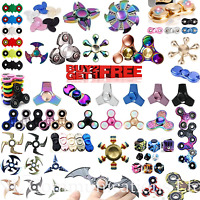 *UKS BIGGEST RANGE* Figit Fidget Hand Finger Spinner Stress Relief ADD ADHD 2017