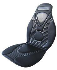 1 x Heizbare Sitzauflage 45W 12V Sitzheizung Heizauflage HI/LO Schalter 19175 #