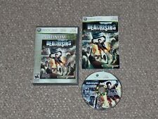 Dead Rising Microsoft Xbox 360 Complete Platinum Hits