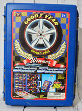 Good Year Grand Prix Winner Rolling Car Case Holds 100 Diecast Toy Cars No 69018